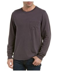 Threads For Thought - Gray Threads 4 Thought Pocket T-shirt for Men - Lyst