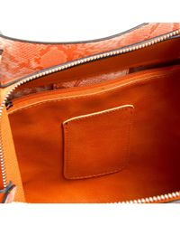 Andrew Charles by Andy Hilfiger - Andrew Charles Womens Handbag Orange Marissa - Lyst