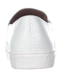 Wanted - Pinellas Slip On Fashion Sneakers, White for Men - Lyst