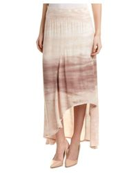 XCVI - Pink Skirt - Lyst