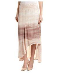 XCVI | Pink Skirt | Lyst