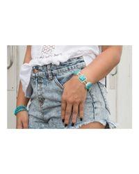 Pangea Mines - Blue Turquoise Adjustable Toggle Bracelet - Lyst