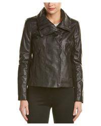 Dawn Levy - Black Leather Jacket - Lyst