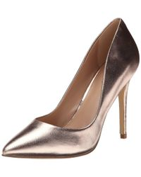 Charles David - Metallic Womens Pact Pointed Toe Classic Pumps - Lyst