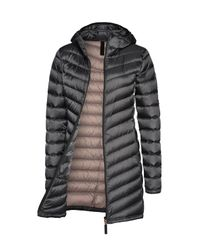 Bogner - Gray Lightweight Down Coat Aime - Lyst