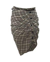 Veronica Beard - Black Murphy Skirt - Lyst
