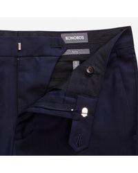 Bonobos - Blue Premium Italian Wool Suit Pant for Men - Lyst