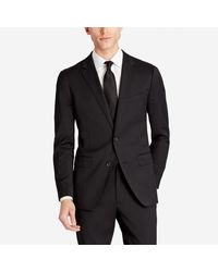 Bonobos - Black Jetsetter Stretch Wool Suit Jacket for Men - Lyst