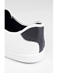 Boohoo | Black Lace Up Trainers for Men | Lyst