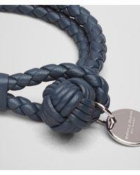 Bottega Veneta - Blue Bracelet - Lyst