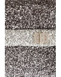 Anya Hindmarch - Multicolor Valorie Glitter Envelope Clutch - Lyst