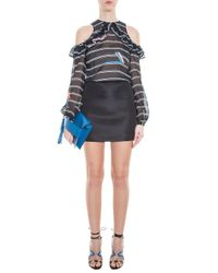 Simone Rocha - Black Mini Skirt - Lyst
