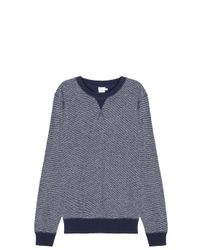 Sunspel | Gray Reverse Loopback Sweatshirt | Lyst