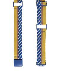 Missoni - Blue Striped Belt for Men - Lyst