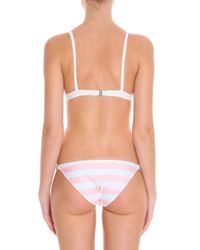 Solid & Striped - Black Morgan Bikini Bottom - Lyst