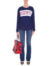 Zoe Karssen - Blue Mischief Sweater - Lyst