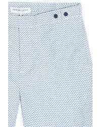 Frescobol Carioca - Blue Copacabana Swim Shorts - Lyst