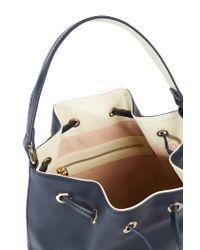 Paul & Joe - Blue Fransesca Bucket Bag - Lyst