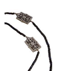 Maha Lozi - Blue King's Head Necklace - Lyst