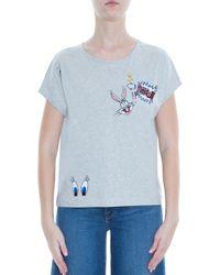 Paul & Joe - Gray Looney Tunes Top - Lyst