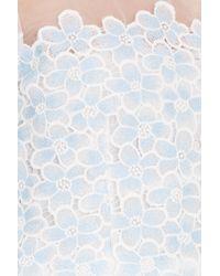 Paul & Joe - Blue Lace Top - Lyst