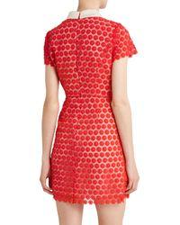 Paul & Joe - Red Emily Dress - Lyst