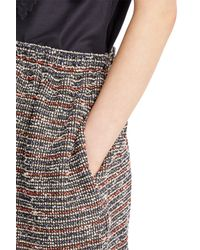 Paul & Joe - Blue Geolette Skirt - Lyst