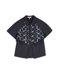Paul & Joe - Blue Delphes Shirt - Lyst