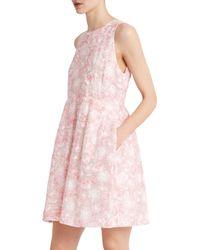 Paul & Joe - Pink Daphnee Dress - Lyst