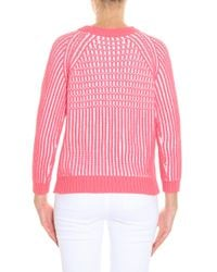 Paul & Joe - Pink Lantoni Sweater - Lyst