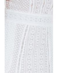 Paul & Joe - White Melodik Dress - Lyst