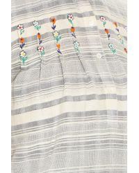 Paul & Joe - Blue Striped Top - Lyst
