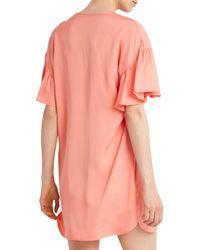 Paul & Joe - Pink Smile Dress - Lyst