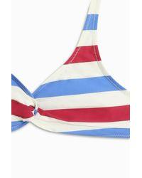 Solid & Striped - Multicolor Jane Bikini Top - Lyst