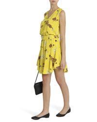 A.L.C. - Multicolor Hadley Printed Dress - Lyst