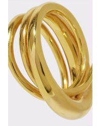 Charlotte Chesnais - Yellow Hurly Burly Ring - Lyst