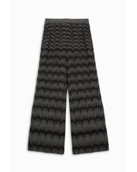 Missoni - Multicolor Lamé Trousers - Lyst