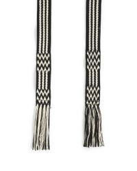Étoile Isabel Marant - Black Upper Carpet Belt - Lyst
