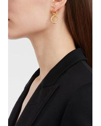 Maria Black - Metallic Dogma Earring - Lyst