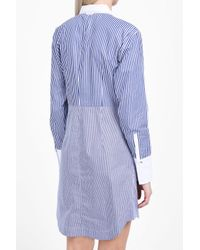 Elizabeth and James - Blue Jay Striped Dress - Lyst