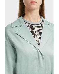 Paul & Joe - Multicolor Percy Loose Cotton-blend Trench Coat - Lyst