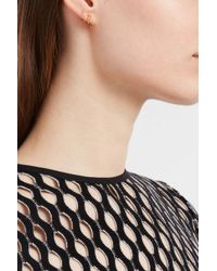 Maria Black   Multicolor Bell Twirl Earring (right)   Lyst