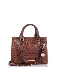 Brahmin - Brown Anywhere Convertible Melbourne - Lyst