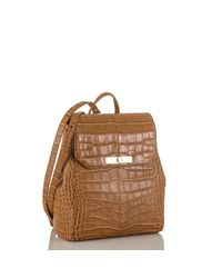 Brahmin | Brown Gloria Savannah | Lyst
