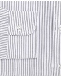 Brooks Brothers | Blue Milano Fit Stripe Dress Shirt for Men | Lyst