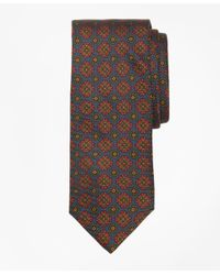 Brooks Brothers - Blue Ancient Madder Medallion Tie for Men - Lyst