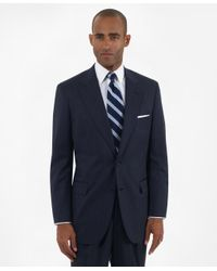 Brooks Brothers - Blue Madison Two-button 1818 Suit for Men - Lyst