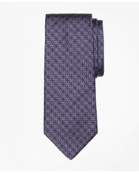 Brooks Brothers - Green Open Link Tie for Men - Lyst