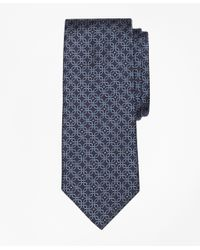 Brooks Brothers | Blue Open Link Tie for Men | Lyst