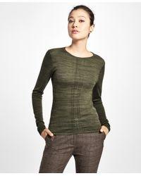 Brooks Brothers | Multicolor Merino Wool Crew Neck Sweater | Lyst